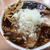 梅乃家 - 料理写真:ラーメン(800円)+やくみ(玉葱微塵切り)(50円)