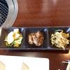 牛豊 - 料理写真:ランチセットの前菜