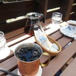 ソラトカフェ - better half と(*´∀`)♪
