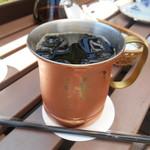 ソラトカフェ - アイスコーヒー(ノ´∀`*)