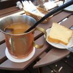 ソラトカフェ - 頂きますm(_ _)m