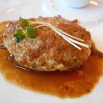 洋食バル マカロニ食堂 - 和風ソース(*´∀`)♪