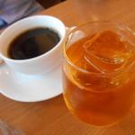 洋食バル マカロニ食堂 - コーヒー&紅茶(^^)