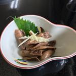 駿河屋 - 肝煮(300円)