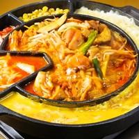韓食サムギョプサル - テレビにも取り上げられたチーズタッカルビ