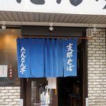 Tantantei - たんたん亭 本店(ファサード 2017年夏)