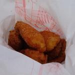 肉のマルマン  - 料理写真:揚げ物達