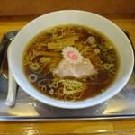飛田給 大勝軒 - 中華麺(小)