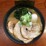 麺匠 文蔵 - 文蔵ラーメン 980円