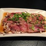 焼鳥 Ryoma - 薩摩地鶏のたたき