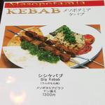 クルド家庭料理&手芸カフェ メソポタミア -