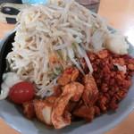 郎郎郎 - 野菜まし冷やし中華