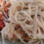 郎郎郎 - 麺とご対面
