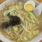 中華料理 喜楽 - タンメン