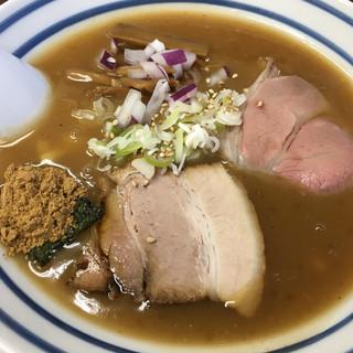 麺屋 わかな - 料理写真:魚とんラーメン 700円
