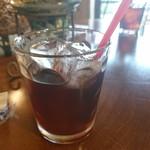 肉の岸沢屋 - アイスコーヒー