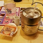 71469170 - たっぷりアイスコーヒー620円