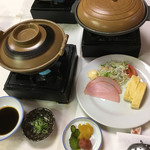 泉都 - 朝食