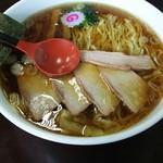 71472523 - ワンタン麺(醤油、大盛)