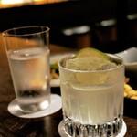 Japanese Bar SAMURAI 侍 - ジントニック