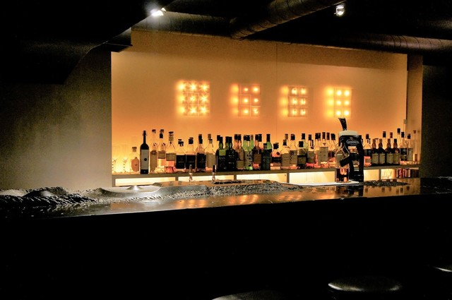 Japanese Bar SAMURAI 侍 - カウンター