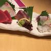 天ぷらと旬の肴 田丸 - 料理写真:刺身盛り