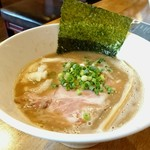 らー麺 鉄山靠 - 醤油とんこつらー麺[¥750]