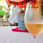 ヴェント・エ・イル・レオーネ - 白ワイン トロピカルリゾートにいるみたい。