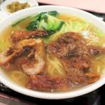 盛香園 - バイコー麺