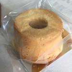 フェルヴェール - シフォンケーキ たまご 小サイズ