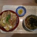 71475223 - 金澤車麩と北陸健康鶏の親子丼