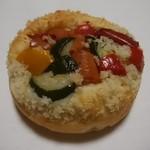 Bakery&Cafe BakeAwake - グリル野菜キーマカレー