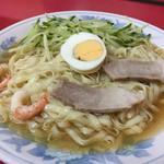 呉龍 - 冷麺のアップ〜(*^▽^*)
