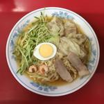 呉龍 - 冷麺 (ワンタン入)〜(*^▽^*)❤️