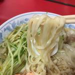 呉龍 - 麺リフト