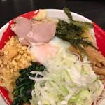 魚介豚骨らー麺 一番舎 - 絶品油そばなのだ(^.^)