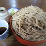 刀屋 - 料理写真:もりそば(普)