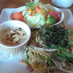 カフェ こもれび - 料理写真:日替わりランチ
