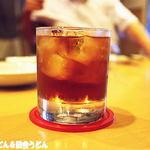 啓徳 - 甕だし紹興酒ロック