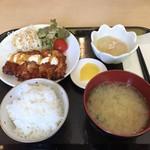 家ふぇ まーぶる - 日替わり定食