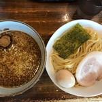 銀の豚 - 料理写真:新銀つけ麺➕味玉