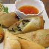 ディーディー タイフード - 料理写真:タイの揚げ春巻き