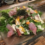 鯛の王様 - 料理写真:海鮮サラダ