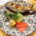 玄斎 - 揖保川岩魚一夜干し