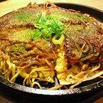あそう - 尾道麺のかりかり焼き