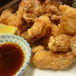 ちゃんこ 西乃龍 - 鶏の唐揚げ
