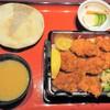 米作 - 料理写真:ソースかつ重