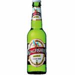 インドの恵み - ドリンク写真:キングフィッシャービール