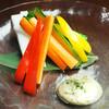 彩り野菜~冷製バーニャ~