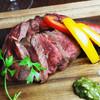 US産ブラックアンガス牛 肩ロースの塊肉のグリル L